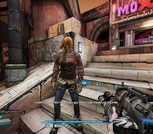 arrow to the knee,borderlands 2,easter egg,meme,Skyrim