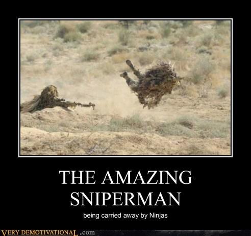 amazing ninjas sniper wtf - 6594422784