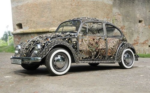 beetle cars design driving
