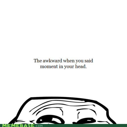 Awkward its-a-joke moment trollface - 6594617600