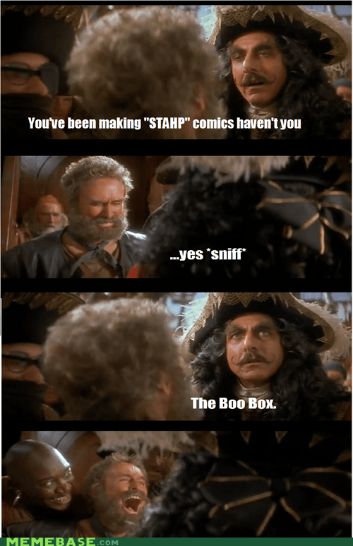 boo hook Movie self referential staph - 6594689280