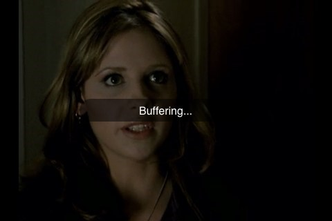 buffering Buffy the Vampire Slayer nerdgasm pun - 6594934528