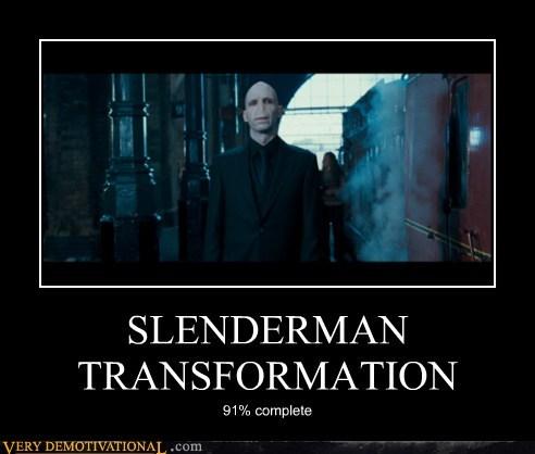 slenderman,transformation,voldemort