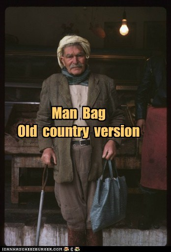 Man Bag Old country version