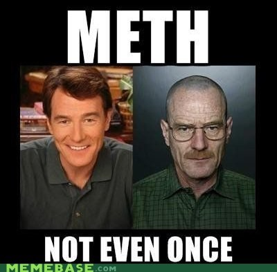 drugs,hal,malcolm in the middle,meth,Not Even Once,walter white