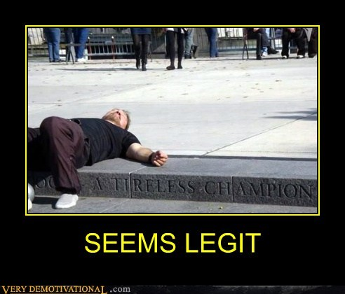 passed out tireless funny seems legit - 6595744000