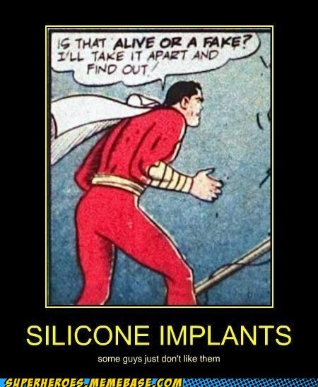alive,captain marvel,fake,implants