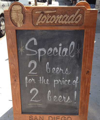 alcohol,bars,beer,discount,what a deal