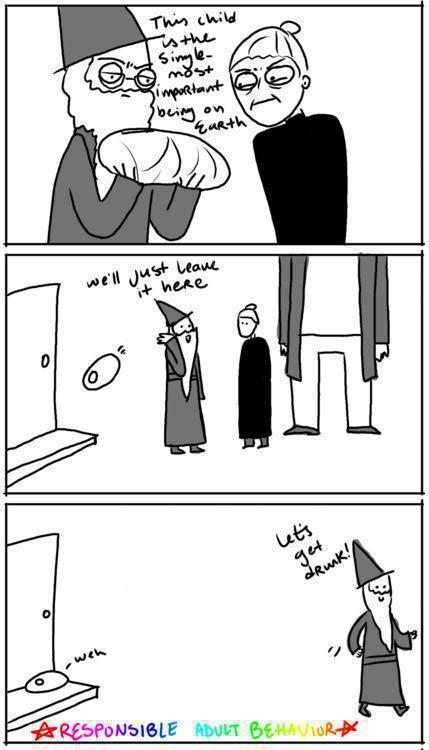 comic,Harry Potter