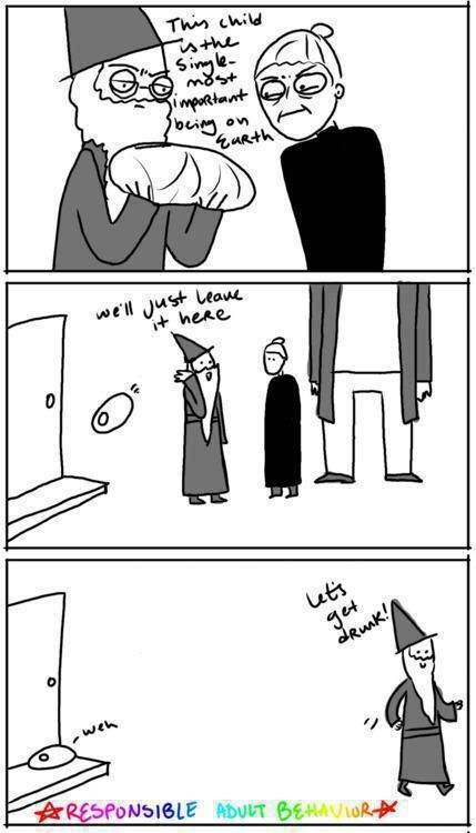 comic Harry Potter - 6596267264