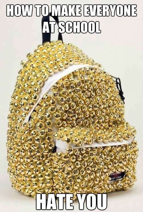 backpack bells hate you youre-the-worst - 6596286464