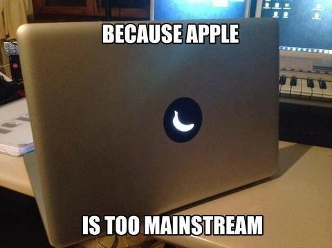 apple banana blackberry laptop mac macbook
