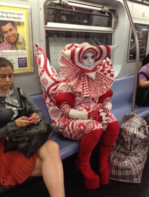 costume Subway wtf - 6596293376