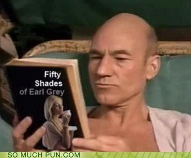 earl grey fifty shades of grey patrick stewart picard Star Trek tea