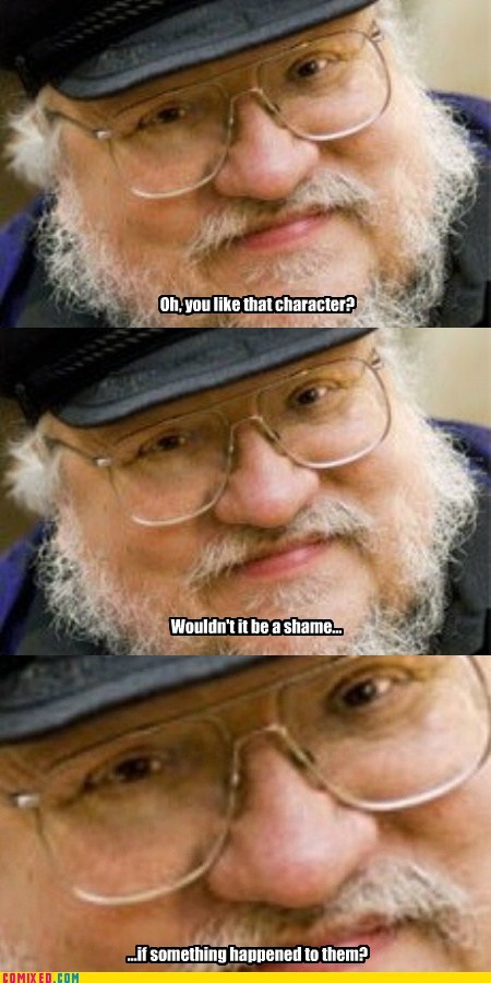 George RR Martin,Game of Thrones,sean bean,spoilers,TV