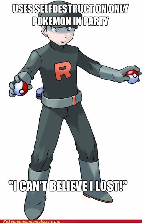 quote self destruct Team Rocket - 6596519424