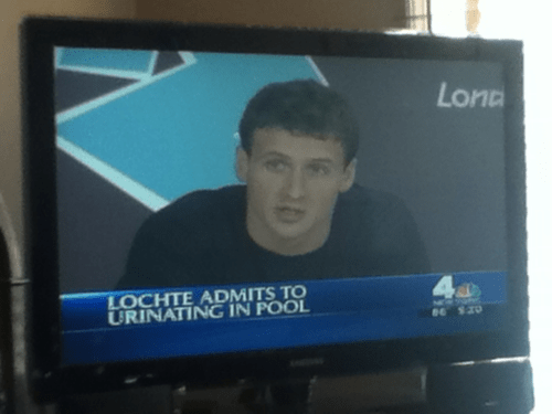gross,news,pool,ryan lochte,sports