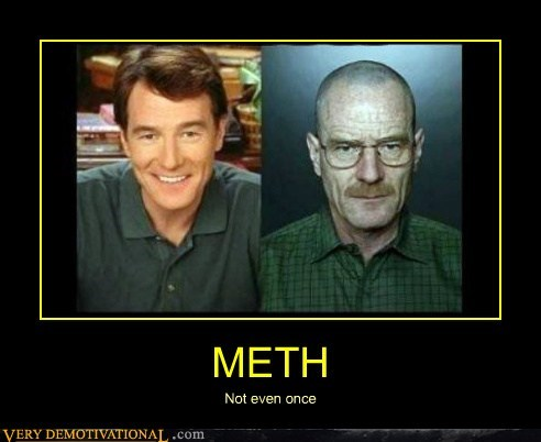 breaking bad crazy meth