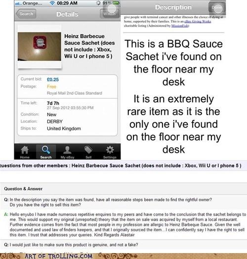 bbq sauce rare shoppers beware - 6597705472