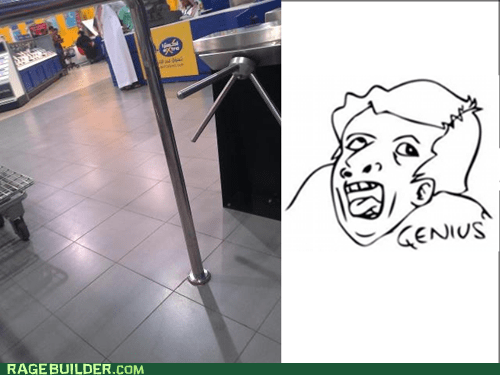 security turnstile genius - 6597795072
