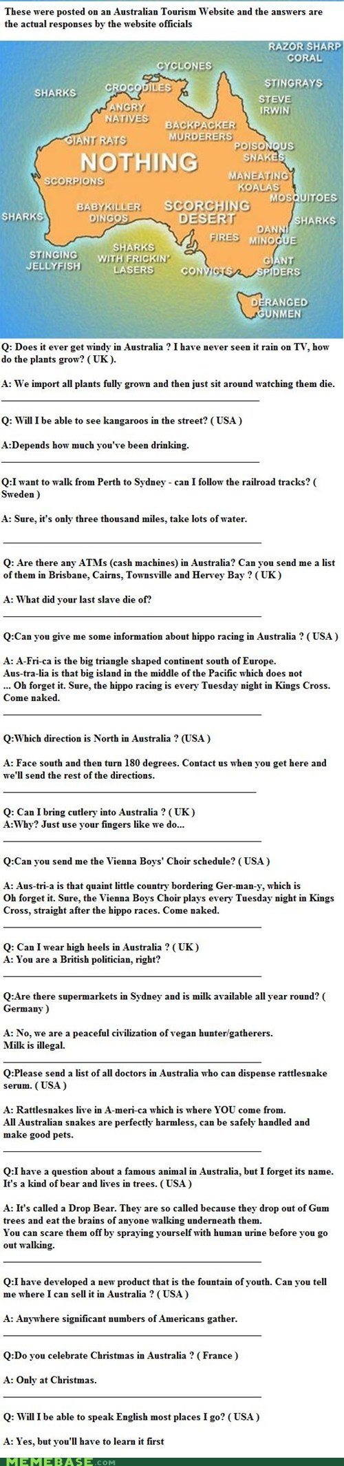 answers,australia,countries,desert,nothing,tourism