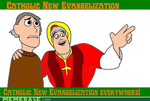 Catholics, Catholics Everywhere!