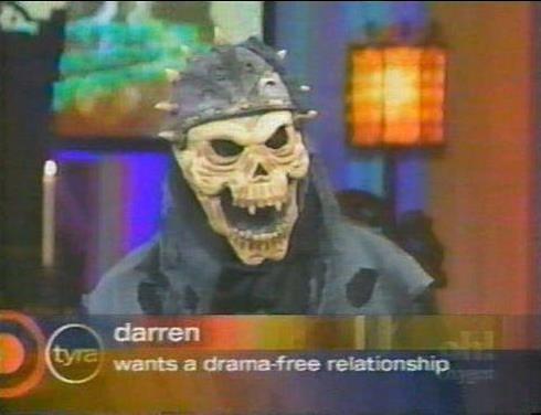 drama free,relationships,skull mask,tyra