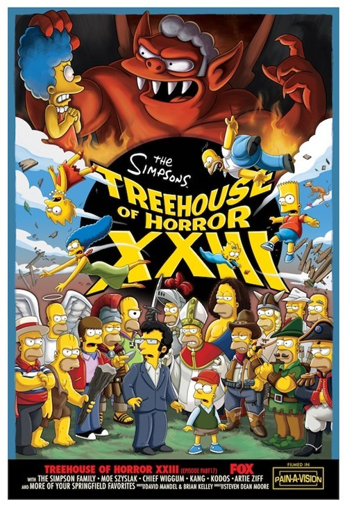 animation funny poster the simpsons TV - 6598858240