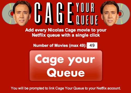 actor celeb funny netflix nic cage nicolas cage - 6599088384