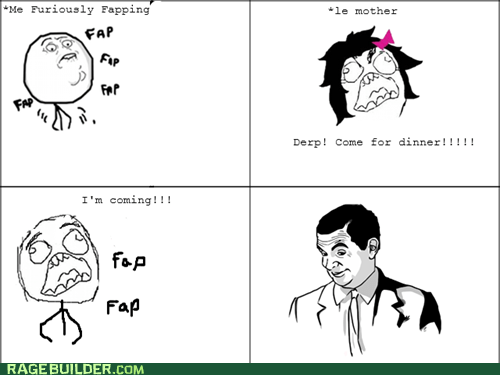 fapping if you know what i mean dinner funny - 6599189248