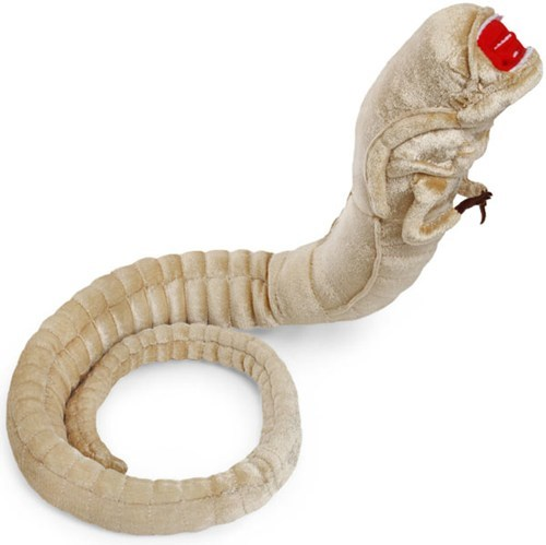 alien chestburster cuddly Plush scary