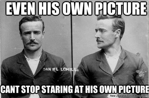 convict,handsome,new zealand,photogenic