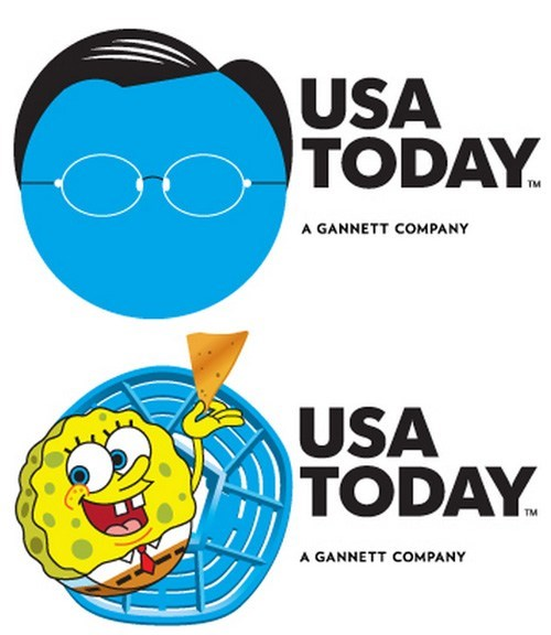 Challenge Accepted SpongeBob SquarePants stephen colbert usa today - 6599720960