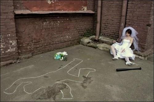 bride crime scene evil murder - 6599891968