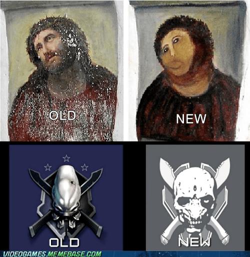 ecce homo,halo,Halo 4,legendary logo,wtf
