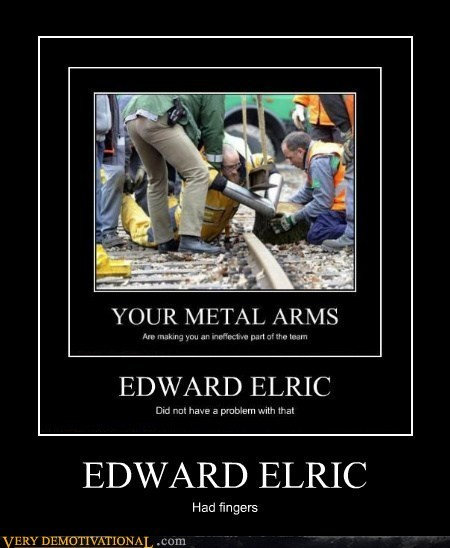 edward elric,fingers,full metal alchemist