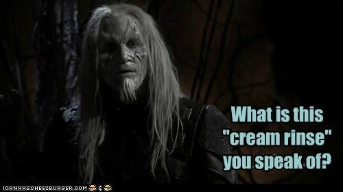 wraith cream rinse face Stargate stargate atlantis help - 6600371200