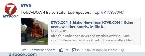 boise state,college football,football,news headlines,touchdown