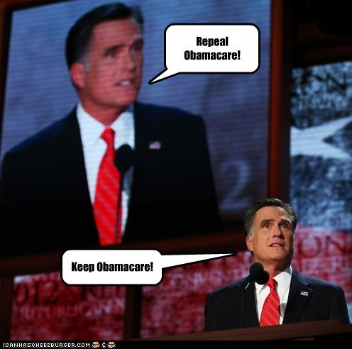 debate,health care,keep,Mitt Romney,obamacare,past,repeal,self