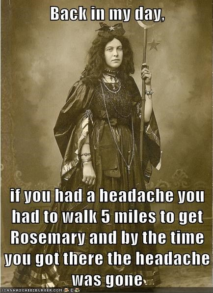 witch,rosemary,back in my day,categoryimage
