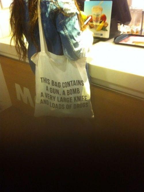 bomb drugs tote bag - 6601648896