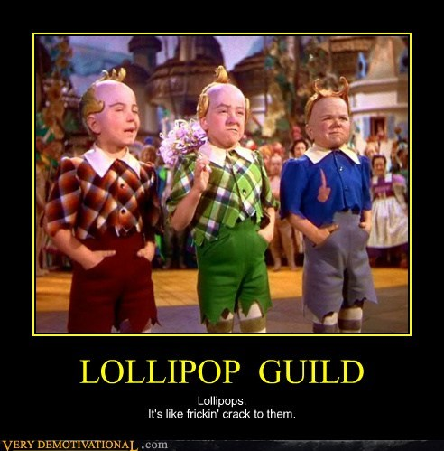 wizard of oz,crack,wtf,lollipops,movies,funny