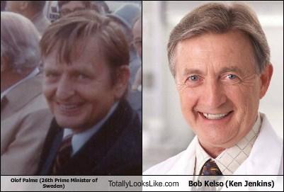 actor bob kelso celeb funny ken jenkins olof palme TLL - 6602050560