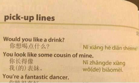 cousin fantastic dancer language barrier languages pick-up lines - 6602283008