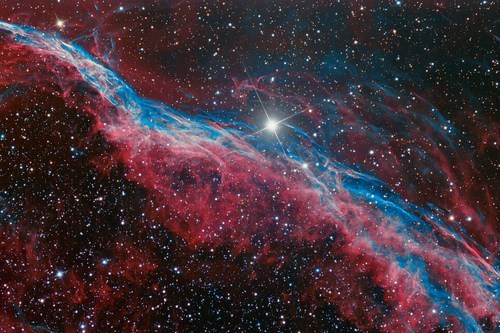 Astronomy nebula ngc 6960 witches broom - 6602289408