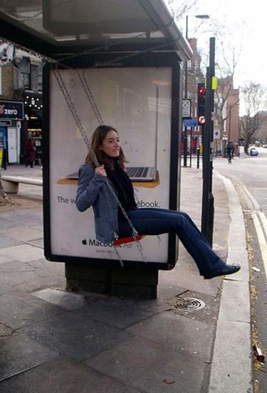 bus stop bus stop swing swing swings swingset - 6602418432