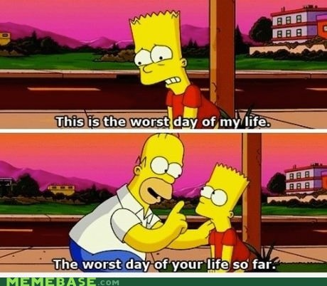 bart simpson,for bones,my life sucks,simpsons