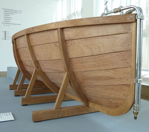 bathtub boat design home - 6602670336