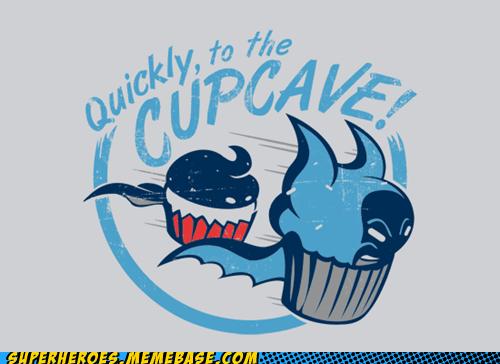 batcave batman cupcake robin - 6602870528