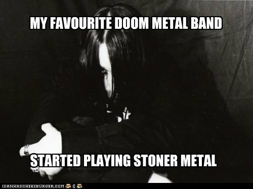 metal head,First World Problems
